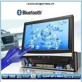 """Autoradio 7"""" Bluetooth DVD/DIVX/TV/SD"""