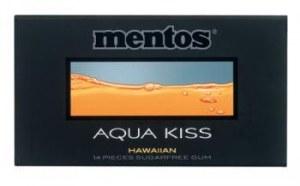 Mentos Aqua Kiss Hawai