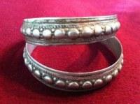 Bracelet Marocain ancien en argent