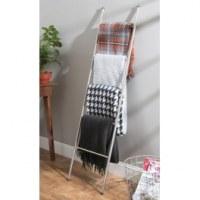 Echelle porte-serviettes - interdesign - gris