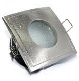 Spot salle de bain carré Aluminium