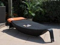 Chaise longue fixe - Tobago -