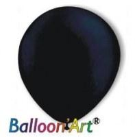 Sachet de 100 ballons noir