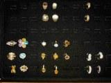 Bijoux bagues argent garanti 925/000