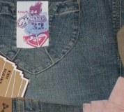 Destockage roxy jeans