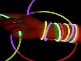 Tube de 100 Bracelets Fluos