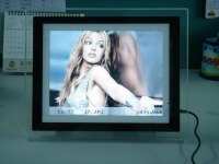 "CADRE PHOTO LCD 10.4"""