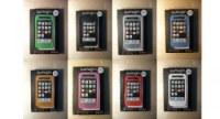 Lot de 20 Housses en silicone pour iPhone 3G