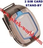 Fournisseur montre telephone portable 2 SIM