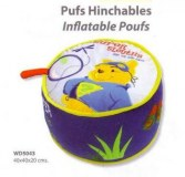 Pouf Gonflable Winnie