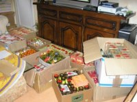 Destockage de 1 lot alimentaires