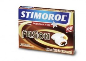 CHEWING-GUM STIMOROL XL NEW FUSION