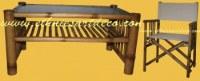 Destockage meubles en bambou