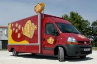 Camion snack tapas et sandwich pas pizzas