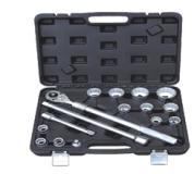 Caisse a outils avec douilles camionneur en GROS KRAFTMULLER