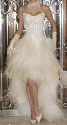 Robe de soirée mariée takchita MOINS CHER DU NET!