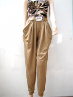 Pantalon sarwelle avec ceinture