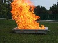 Générateur de flammes grand modele