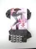 Pantalon sarouelle avec ceinture