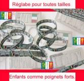 50 Bracelets Italiens Italie Italia