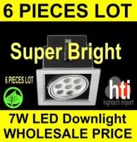 SPOT LED 3X7 WATTS