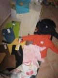 Lot (300 pièces) vêtements enfants