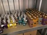 Spray RP, gel douche OUD, spray maison OUD
