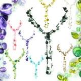 Collier Sautoir Mode 120cm Perles de Culture Nacre