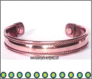 Bracelet cuivre magnétique grossist et détail