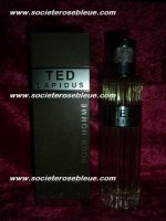 GROSSISTE LOT EDT TED LAPIDUS HOMME