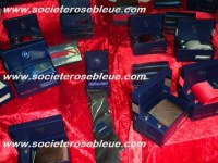 LOT DE COFFRET ROCHAS