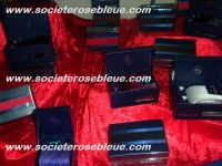 GROSSISTE DESTOCKEUR LOT COFFRET DE CRAVATE ROCHAS