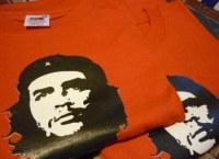 T-shirt Ché Guevara Rouge taille S-M-L-XL