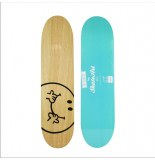 Etagère skateboard murale - monsieur heureux - décoration murale ska