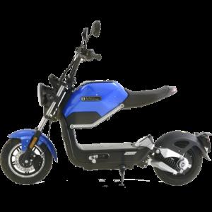 Scooter e-miku électrique 800 watts Bosch équivalent 50 cc Easy-Watts