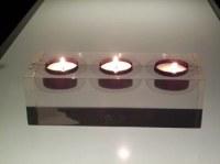 Porte 3 bougies