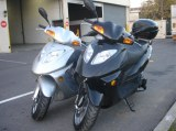 SCOOTER 125 CC 900€