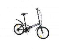 Vélo adulte pliant 6 vitesses Shimano