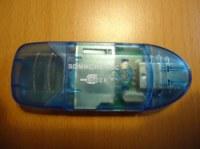 Lecteur USB de carte mémoire MMC / SD SDHC