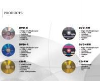 CD et DVD vierges