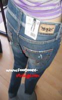 DESTOCKAGE MASSIF JEANS DE MARQUES