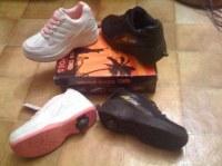 Chaussure à roulette