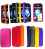 Housse coque de protection en silicone pour iphone