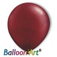 Sachet de 100 ballons Bordeaux