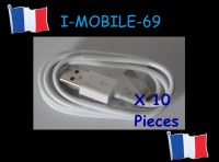 LOT CABLE USB POUR IPHONE - IPOD - IPAD
