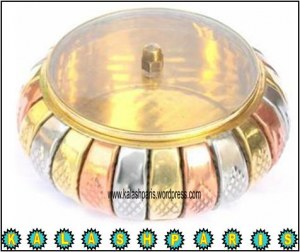 Boîte petit en métal fait main artisanat grossiste boutique en ligne