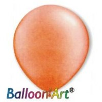 Sachet de 100 ballons Saumon