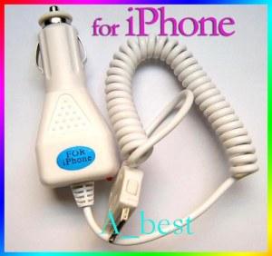 Chargeur voiture IPHONE Neuf par LOT DE 30 ou 50