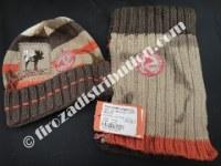 Bonnets et gants Groupe Marèse.