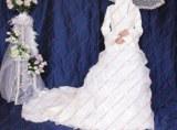 Rbe de mariée Hijab